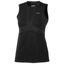 Columbia Sportswear Base Layer Top - Lightweight, Sleeveless (For Women)