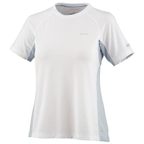 Columbia Sportswear Base Layer Bug Shield Top - Lightweight, Short Sleeve (For Women)