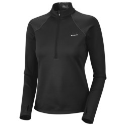 Columbia Sportswear Extreme Fleece Top - Heavyweight, Zip Neck, Long Sleeve (For Women)