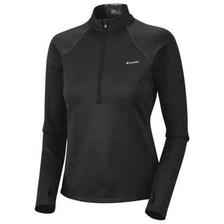 Columbia Sportswear Extreme Fleece Top - Heavyweight, Zip Neck, Long Sleeve (For Women)