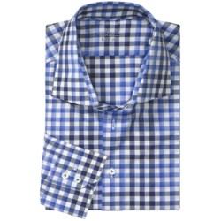 Van Laack Trim Fit Sport Shirt - Spread Collar, Long Sleeve (For Men)