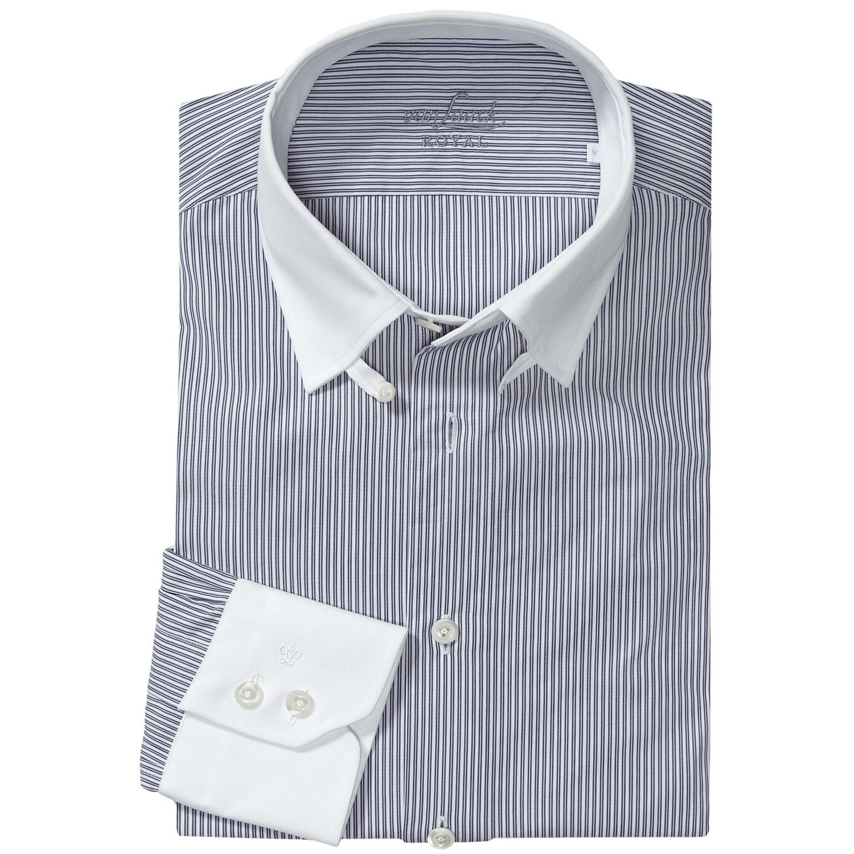 van laack trim fit sport shirt for men 5540c save 45. Black Bedroom Furniture Sets. Home Design Ideas