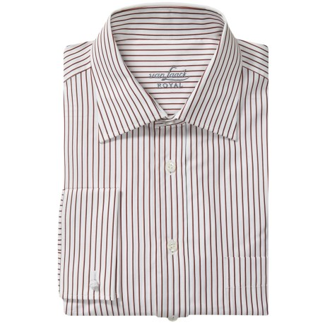 Van Laack Cotton Sport Shirt - Long Sleeve (For Men)