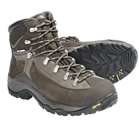 Columbia Sportswear Daska Pass Omni-Tech® Hiking Boots - Waterproof (For Men)