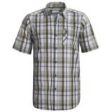 Columbia Sportswear Decoy Rock Shirt - Short Sleeve (For Big Men)