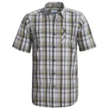 Columbia Sportswear Decoy Rock Shirt - Short Sleeve (For Tall Men)