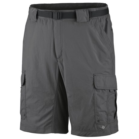 Columbia Sportswear Silver Ridge Cargo Shorts - UPF 30 (For Tall Men)