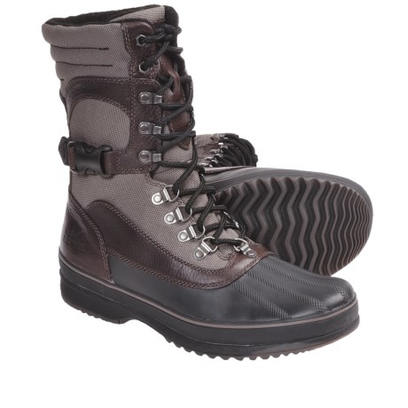 Sorel Kitchner Conquest Boots - Insulated (For Men)