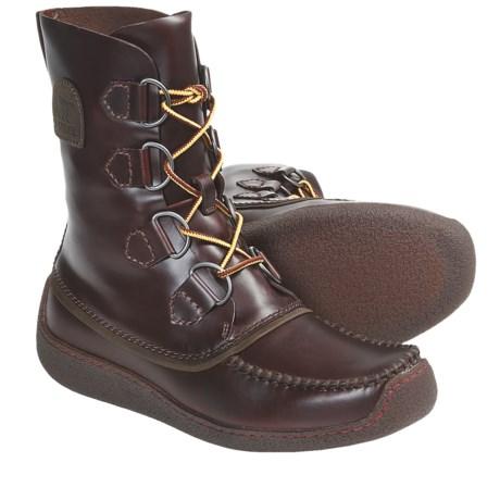 Sorel Chugalug Boots - Leather (For Men)