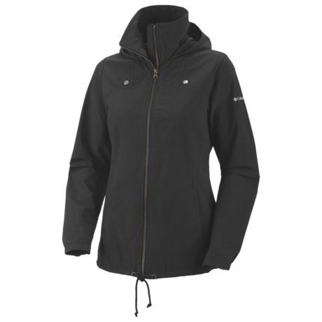 Columbia Sportswear Arch Cape II Jacket - UPF 15, Adventure Cloth (For Plus Size Women)
