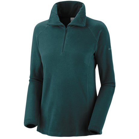 Columbia Sportswear Glacial Fleece III Fleece Shirt - Long Sleeve (For Women)