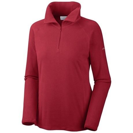 Columbia Sportswear Glacial Fleece III Fleece Pullover - Long Sleeve (For Women)