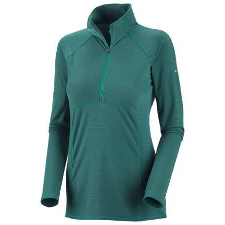 Columbia Sportswear Layer First Stripe Shirt - UPF 15, Long Sleeve (For Women)