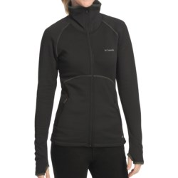 Columbia Sportswear Passo Alto Shirt - Full Zip, Long Sleeve (For Women)