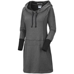 Columbia Sportswear Heather Honey Dress - Hooded, Long Sleeve (For Women)