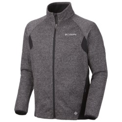 Columbia Sportswear Wind D-Ny Omni-Heat® Fleece Jacket (For Men)