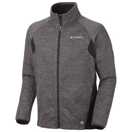 Columbia Sportswear Wind D-Ny Omni-Heat® Fleece Jacket (For Men)