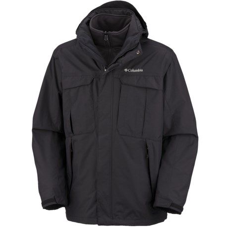 Columbia Sportswear Rare Earth Interchange Jacket - 3-in-1  (For Men)