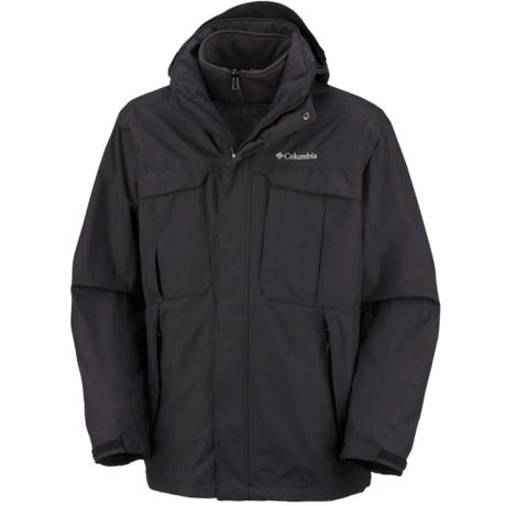 Columbia Sportswear Rare Earth Interchange Jacket - 3-in-1  (For Men)