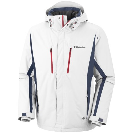 Columbia Sportswear Boom Runner II Omni-Heat® Omni-Tech® Jacket (For Men)