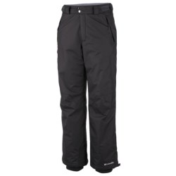 Columbia Sportswear Bugaboo Omni-Tech® Snow Pants - Insulated (For Men)