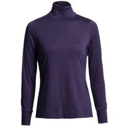 Thermaskin Heat Turtleneck - Long Sleeve (For Women)