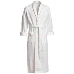 Koni Contrast Kimono Robe - Long Sleeve (For Men and Women)