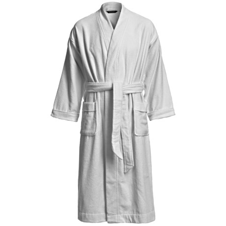 Christy of England Christy Essence Robe - Waffled Cotton Terry (For Men and Women)