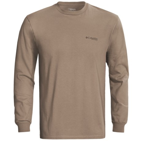 Columbia Sportswear PHG Marksman T-Shirt - UPF 15, Long Sleeve (For Men)