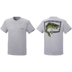 Columbia Sportswear PFG Heads and Tails T-Shirt - UPF 15, Short Sleeve (For Men)