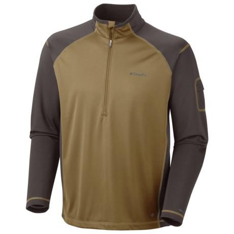 Columbia Sportswear Windefend Shirt - Zip Neck, Long Sleeve (For Men)