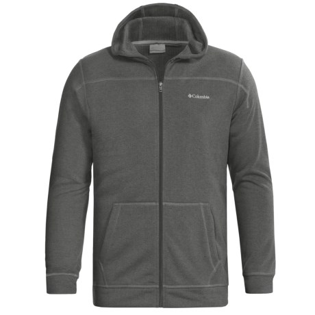 Columbia Sportswear Hard Edge Hoodie Sweatshirt - Fleece (For Men)