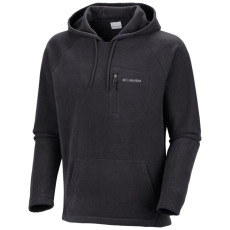 Columbia Sportswear Fast Trek Fleece Hoodie Sweatshirt (For Men)