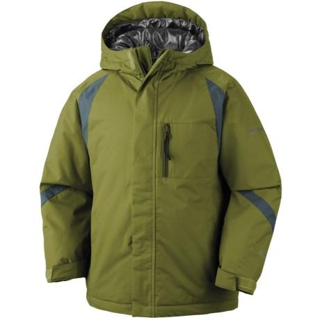 Columbia Sportswear Renegade Warmth Omni-Tech® Omni-Heat® Jacket - Waterproof (For Toddler Boys)