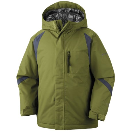 Columbia Sportswear Renegade Warmth Omni-Heat® Jacket - Insulated (For Boys)