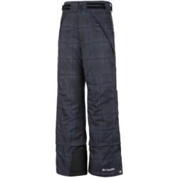 Columbia Sportswear Ryder Warmth Omni-Tech® Omni-Heat® Snow Pants - Waterproof (For Boys)