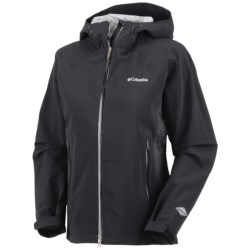 Columbia Sportswear Triple Trail II Omni-Tech® Omni-Heat® Shell Jacket - Waterproof (For Women)