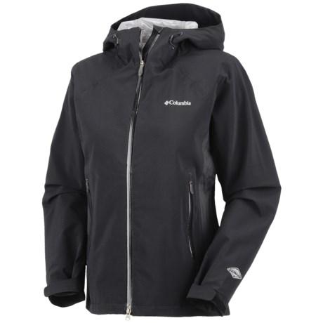 Columbia Sportswear Triple Trail II Omni-Tech® Omni-Heat® Shell Jacket - Waterproof (For Women)