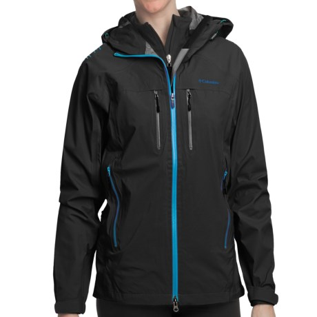Columbia Sportswear Peak Power II Shell Jacket - Waterproof (For Women)
