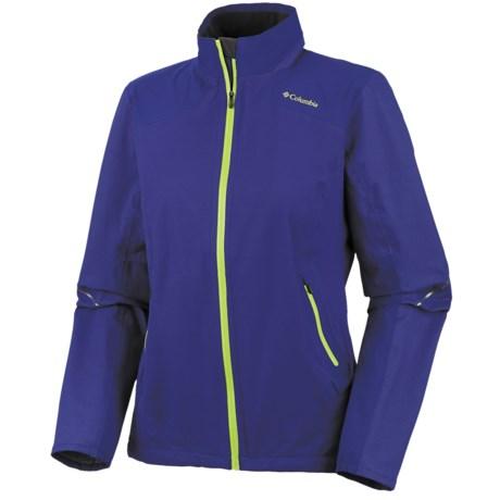 Columbia Sportswear Flyin Dry Shell Jacket - Waterproof (For Women)