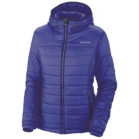 Columbia Sportswear Shimmer Me Omni-Heat® Hooded Jacket - Insulated (For Women)