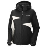 Columbia Sportswear Snowcalypse Omni-Heat®-Omni-Tech® Jacket - Waterproof, Insulated (For Women)