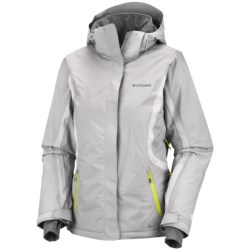 Columbia Sportswear Veloca Vixen II Omni-Tech® Omni-Heat® Jacket - Waterproof (For Women)