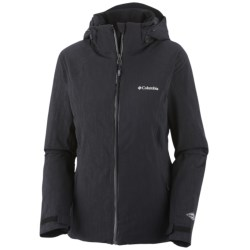 Columbia Sportswear Winter Blur Omni-Tech® Omni-Heat® Jacket - Waterproof (For Women)