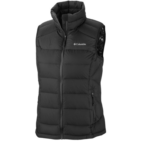 Columbia Sportswear Powerfly Omni-Heat® Down Vest (For Women)