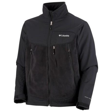 Columbia Sportswear Heat Elite Lite Omni-Heat® Jacket - Windproof Fleece (For Big and Tall Men)
