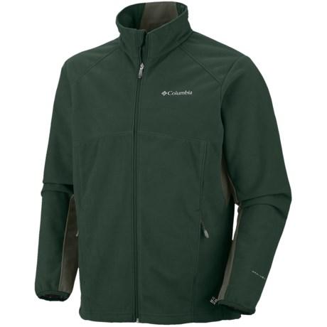 Columbia Sportswear Strata D Omni-Heat® Soft Shell Jacket (For Men)