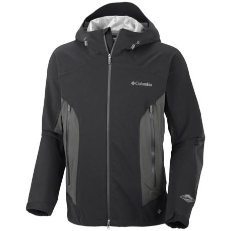 Columbia Sportswear Triple Trail II Omni-Tech® Omni-Heat® Shell Jacket - Waterproof (For Men)