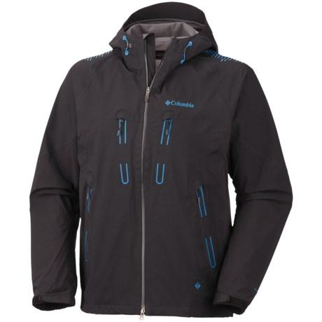 Columbia Sportswear Peak 2 Peak II Omni-Dry® Shell Jacket - Waterproof (For Men)