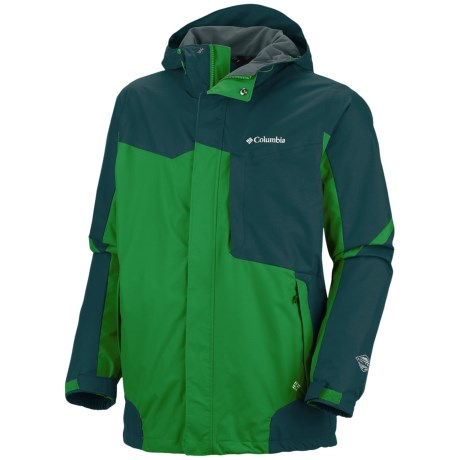 Columbia Sportswear Mezzontint II Omni-Heat® Omni-Tech® Jacket (For Men)
